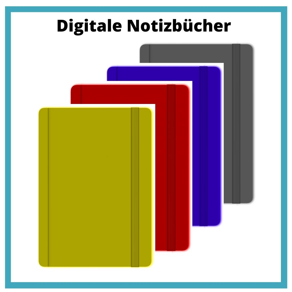 Digitales Notizbuch